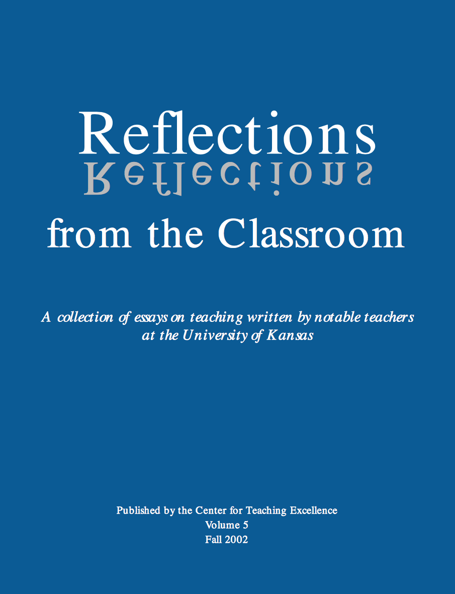 Reflections from the Classroom