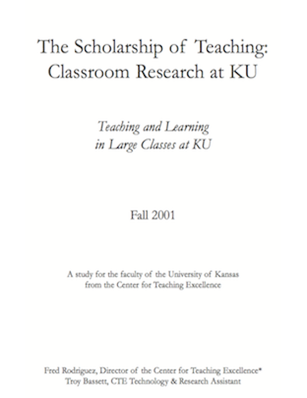 Scholarship of Teaching