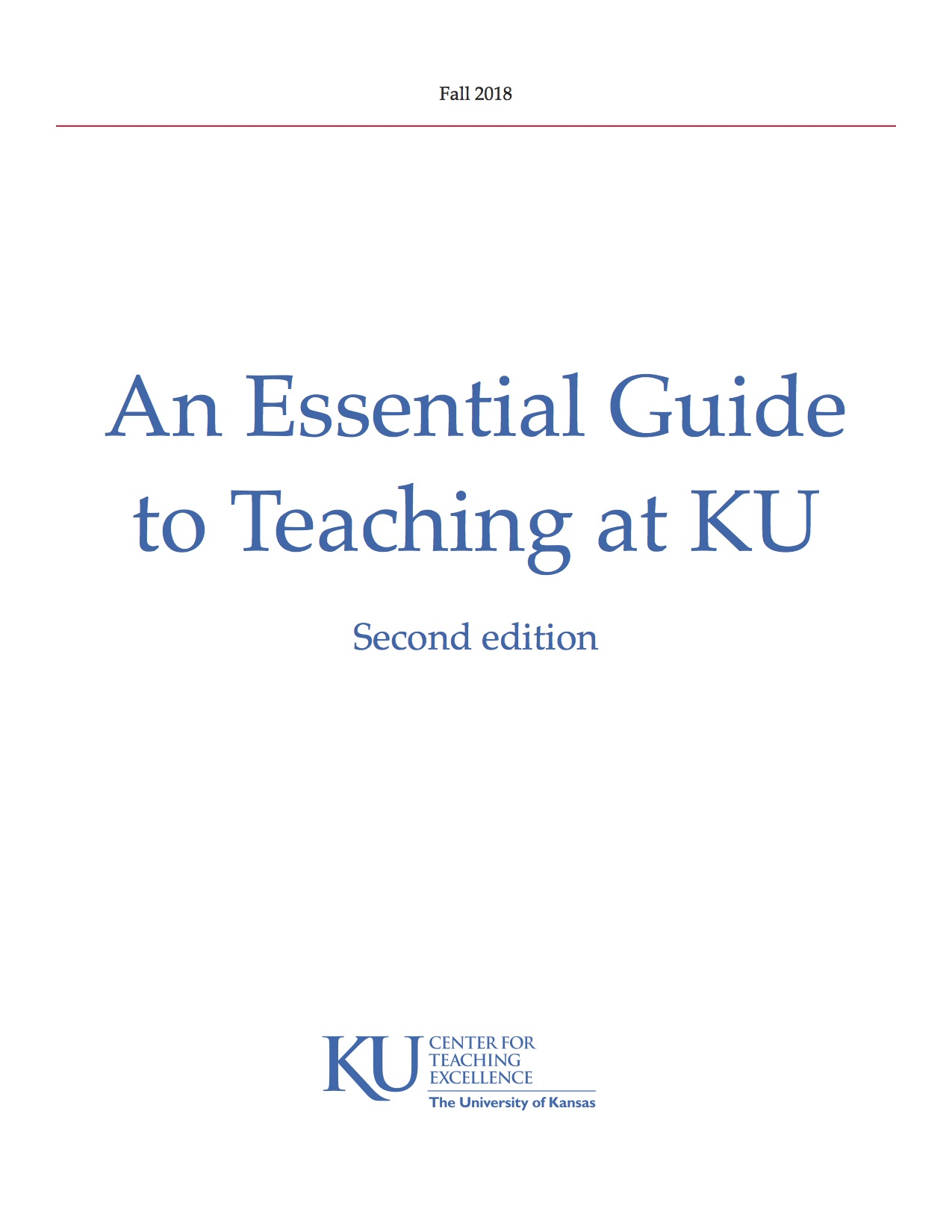 An Essential Guide to Teaching