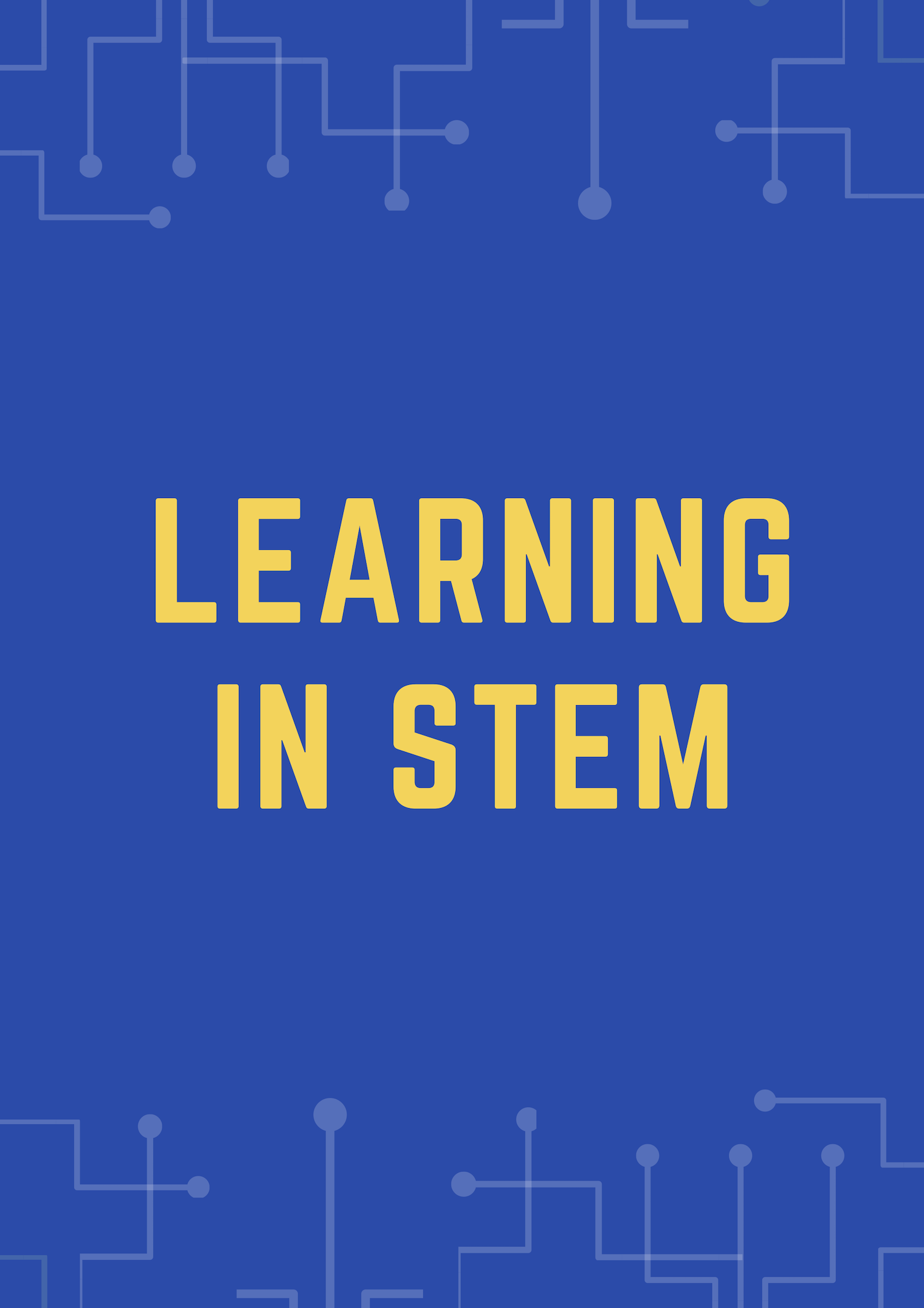 STEM Teaching Posters