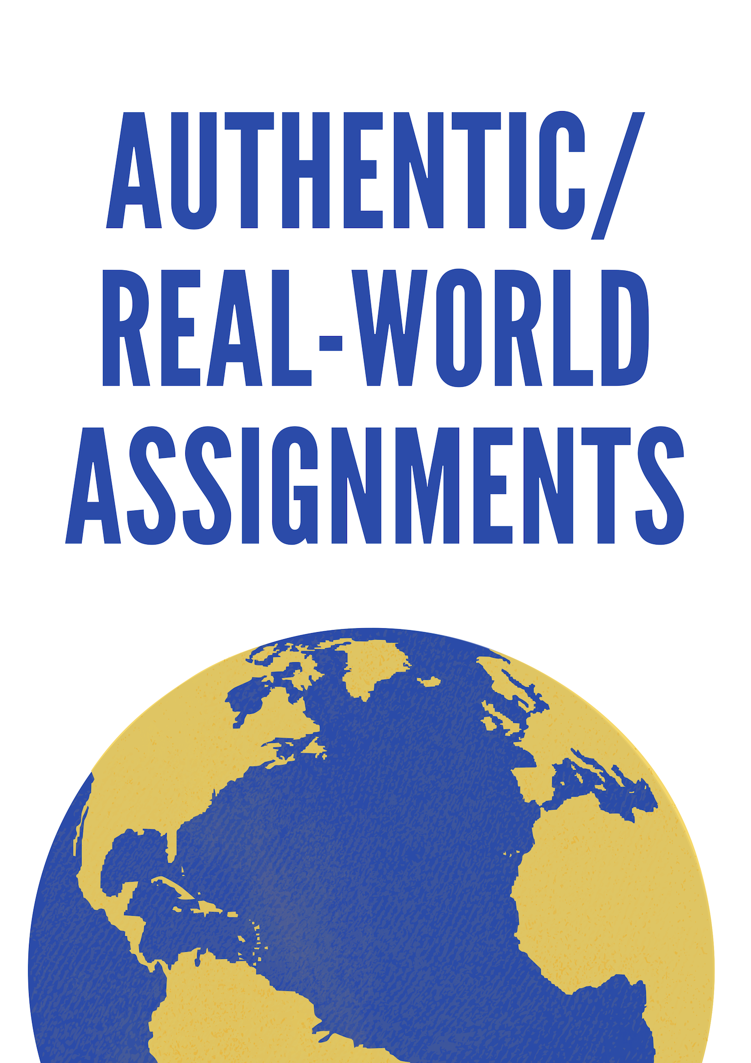 Authentic Assignment Posters