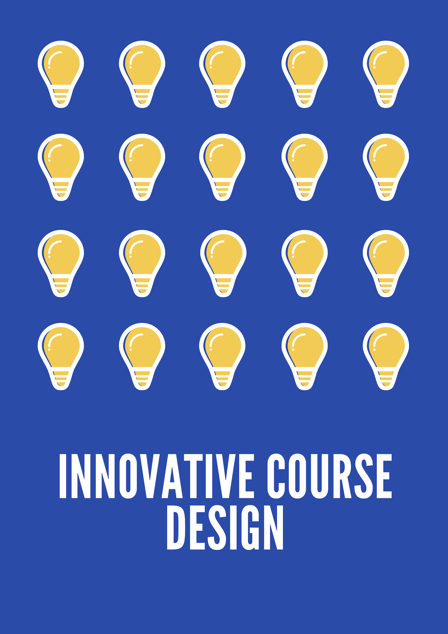 Innovative Course Design Posters